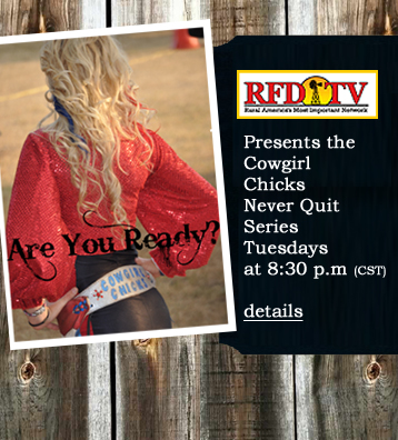 Cowgirl Chicks Never Quit TV